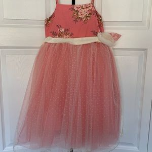 Magpie and Mable party dress- size 8